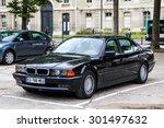 paris  france   august 8  2014  ... | Shutterstock . vector #301497632