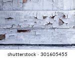 Distressed Building Wall With...