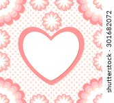 Cute Pink Photo Frame. Used...