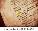 Small photo of airsick word in old textured dictionary