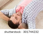 people  repair and renovation...   Shutterstock . vector #301744232