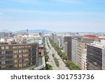 fukuoka  japan  circa 24 july... | Shutterstock . vector #301753736