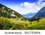 Rocky Mountain Landscape In...