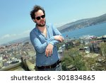 istanbul  turkey   april 23 ... | Shutterstock . vector #301834865