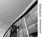 architecture building. 3d... | Shutterstock . vector #301853606