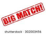 big match red stamp text on...