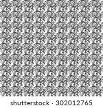 an interesting abstract...   Shutterstock .eps vector #302012765
