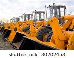 loaders | Shutterstock . vector #30202453