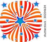 american pride and patriotism | Shutterstock .eps vector #30204634