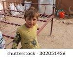 Khanke Refugee Camp  Dohuk ...