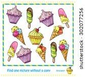 vector illustration  ... | Shutterstock .eps vector #302077256