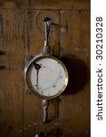 Vintage Industrial Meter