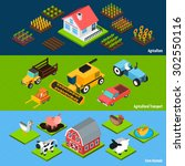 Farm Livestock Animals And...