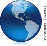 vector illustration of shiny... | Shutterstock .eps vector #30255511