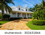 naples  florida usa   july 28 ... | Shutterstock . vector #302631866