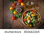 Greek Salad With Fresh...
