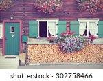 Постер, плакат: Traditional vintage German country