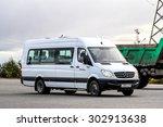 novyy urengoy  russia   august...   Shutterstock . vector #302913638