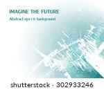 abstract vector background....   Shutterstock .eps vector #302933246