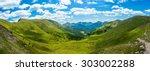 Mountain Valley In Carinthia ...