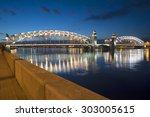 st. petersburg  russia   july... | Shutterstock . vector #303005615
