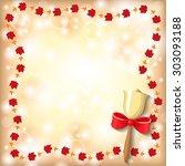 vector illustrations of... | Shutterstock .eps vector #303093188