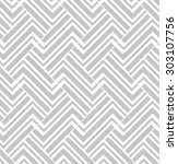 abstract geometric pattern by... | Shutterstock . vector #303107756