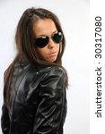 young beautiful woman | Shutterstock . vector #30317080