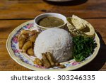 The Traditional Nepalese Dish...