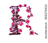 Floral Alphabet Stock Images Keyword Analysis For Relevant Searches