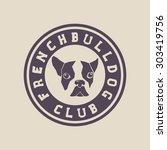 French Bulldog Club Badge....