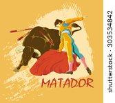 battle of matador and bull