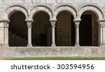 Cloister And Archway Of Famous...