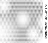 halftone effect background with ... | Shutterstock .eps vector #303604172