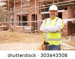 Portrait Of Construction Worke...