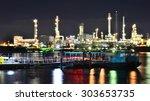 bangkok thailand   august 06... | Shutterstock . vector #303653735
