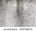 texture of a cement | Shutterstock . vector #303768632