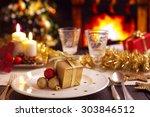 A Romantic Christmas Dinner...