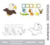 Find Hidden Word Eagle.task An...
