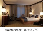 Stock photo hotel room design a room in the hotel 30411271