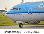 this is a view of klm group... | Shutterstock . vector #304170068