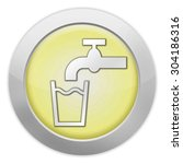icon  button  pictogram with... | Shutterstock . vector #304186316