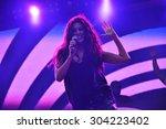 cluj napoca  romania   august 2 ...   Shutterstock . vector #304223402