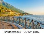 Beautiful Peaceful Lake Garda ...