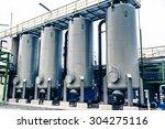 Refinery Industry Tank...