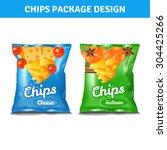 Chips Color Pack Design For...