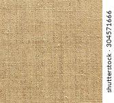 light natural linen texture for ... | Shutterstock . vector #304571666