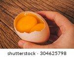 Double Yolks  Fresh Twin Egg...