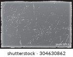 grunge texture.distress texture.... | Shutterstock .eps vector #304630862