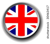 uk flag icon   vector button | Shutterstock .eps vector #30463417